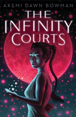The Infinity Courts cover