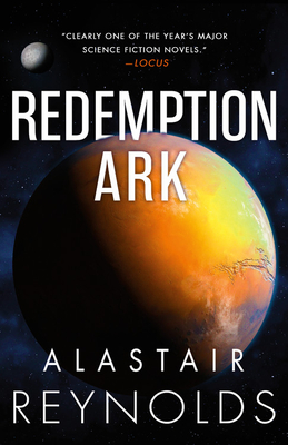 Redemption Ark (The Inhibitor Trilogy #2) Cover Image