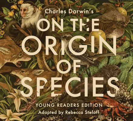 On the Origin of Species: Young Readers Edition Cover Image