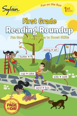 First Grade Reading Roundup Cover