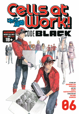 Cover for Cells at Work! CODE BLACK 6