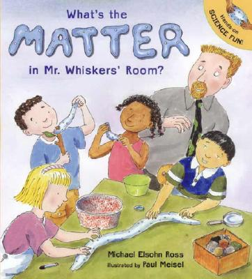 What's the Matter in Mr. Whiskers' Room? Cover