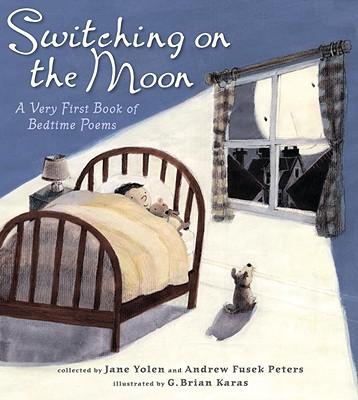 Switching on the Moon Cover