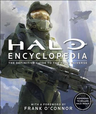 Halo Encyclopedia Cover