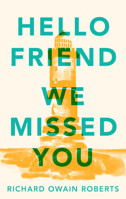 Hello Friend We Missed You Cover Image