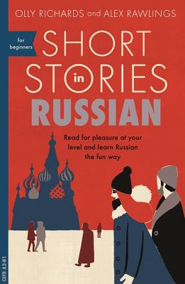 Short Stories in Russian for Beginners Cover Image