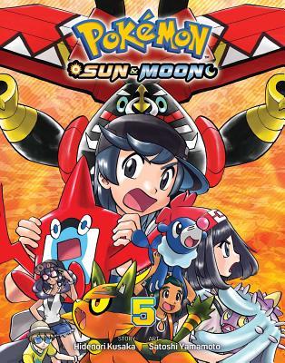 Pokémon: Sun & Moon, Vol. 5 Cover Image