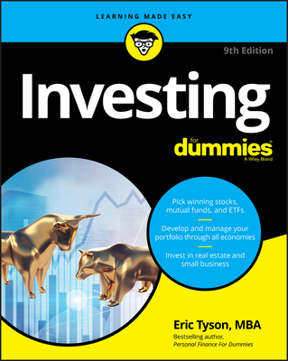 Investing for Dummies Cover Image