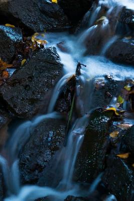 Waterfall Notebook Cover Image