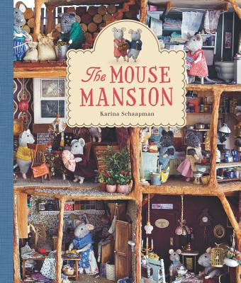 The Mouse Mansion Cover Image