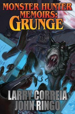 Monster Hunter Memoirs: Grunge (Monster Hunter Memoirs   #1) Cover Image