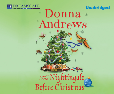 The Nightingale Before Christmas: A Meg Langslow Christmas Mystery (Meg Langslow Mysteries #18) Cover Image