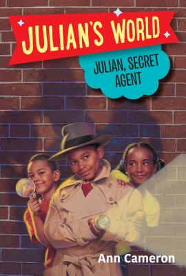 Julian, Secret Agent Cover