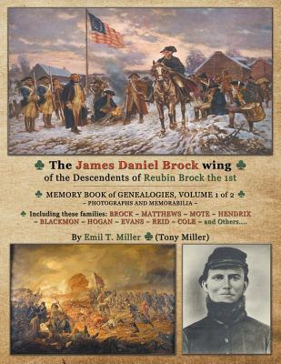 Brock Membook Volume 1 Cover Image