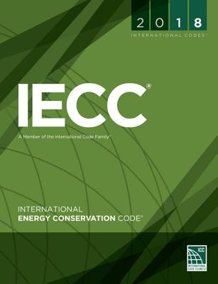 2018 International Energy Conservation Code Cover Image
