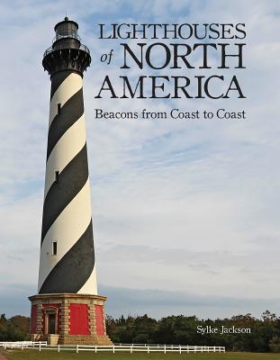 Cover for Lighthouses of North America