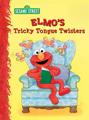 Elmo's Tricky Tongue Twisters Cover