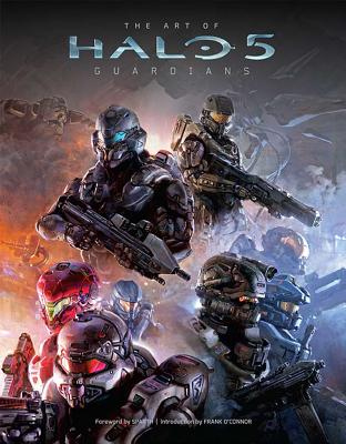 The Art of Halo 5: Guardians cover image