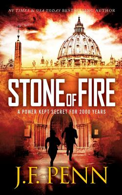 Stone of Fire (ARKANE Thriller Book 1) cover image