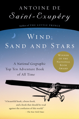 Wind, Sand and Stars Cover Image