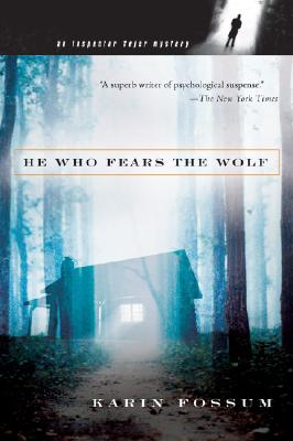 He Who Fears the Wolf (Inspector Sejer Mysteries #2) Cover Image
