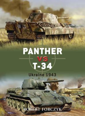 Panther vs. T-34 Cover