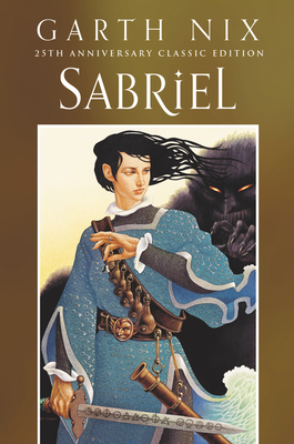 Sabriel 25th Anniversary Edition cover
