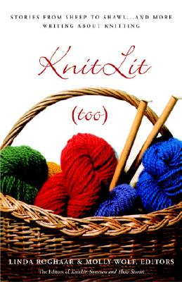 KnitLit (too) Cover