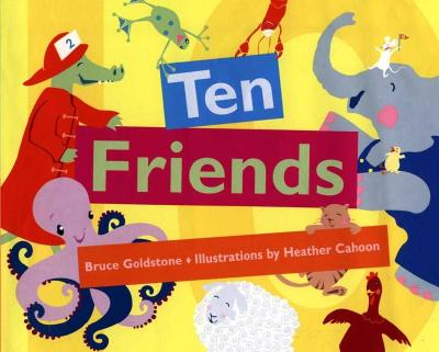 Ten Friends Cover