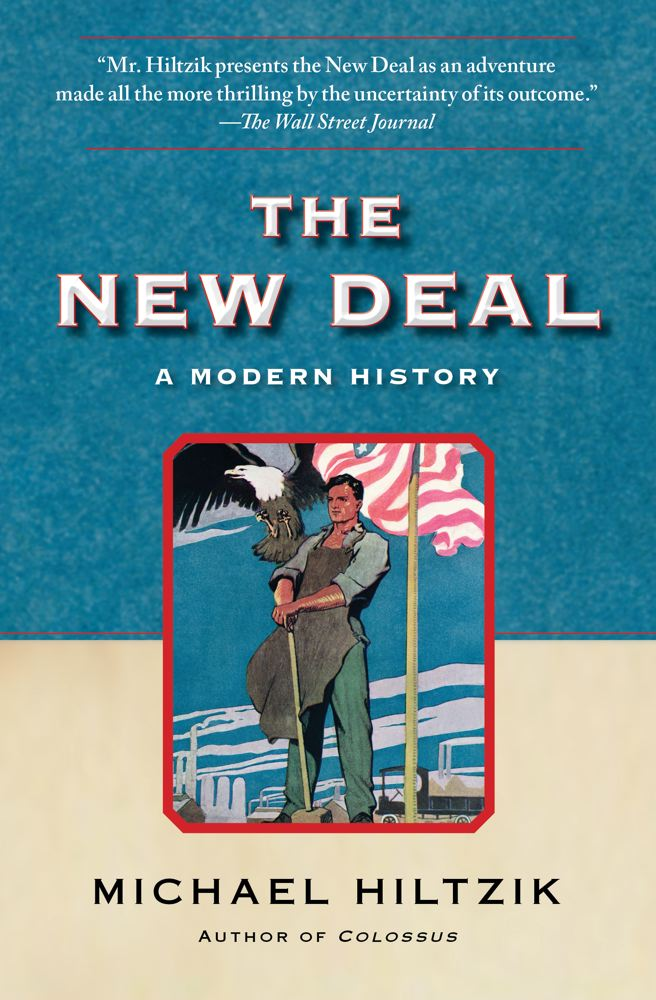 The New Deal: A Modern History Cover Image