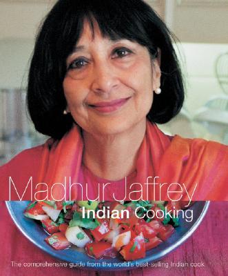 Madhur Jaffrey Indian Cooking Cover Image
