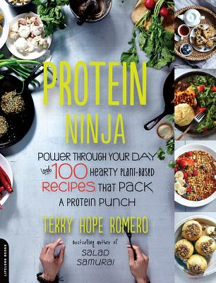 Cover for Protein Ninja