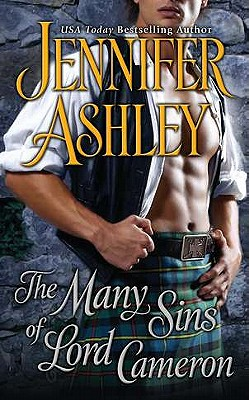 The Many Sins of Lord Cameron (Mackenzies Series #3) Cover Image