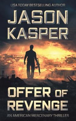 Offer of Revenge: A David Rivers Thriller Cover Image