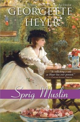 Sprig Muslin (Regency Romances #15) Cover Image