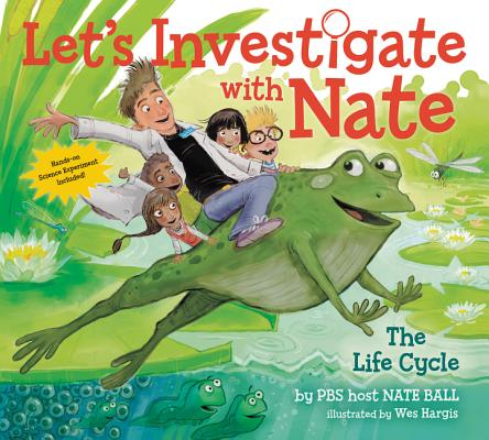 Let's Investigate with Nate #4: The Life Cycle Cover Image