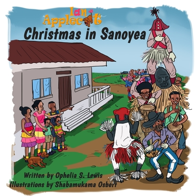Christmas in Sanoyea Cover Image