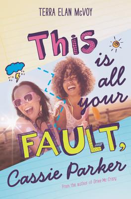 This Is All Your Fault, Cassie Parker Cover