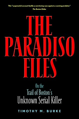 The Paradiso Files Cover