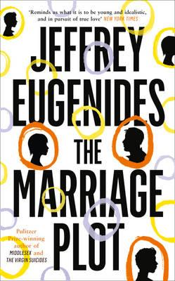 The Marriage Plot Cover Image