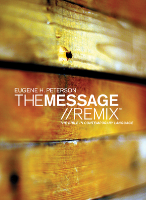 Message Remix 2.0 Bible-MS Cover