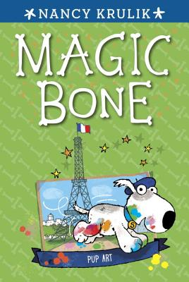 Pup Art #9 (Magic Bone #9) Cover Image