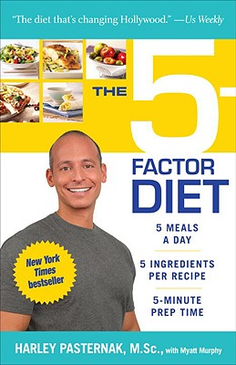 The 5-Factor Diet Cover