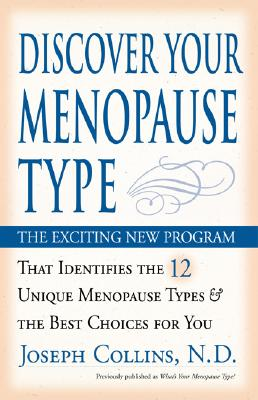 Discover Your Menopause Type Cover
