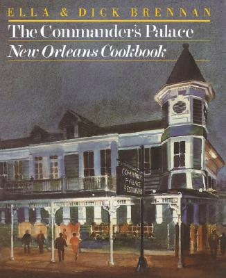 The Commander's Palace New Orleans Cookbook Cover Image