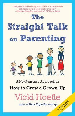 Straight Talk on Parenting Cover
