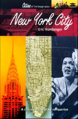New York City: A Cultural and Literary Companion (Cities of the Imagination) Cover Image