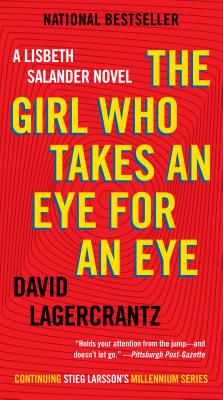 The Girl Who Takes an Eye for an Eye (Millennium Series) Cover Image