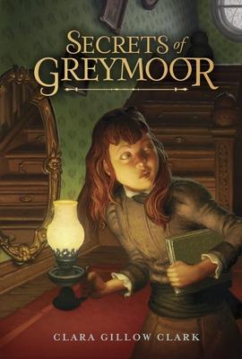Secrets of Greymoor Cover