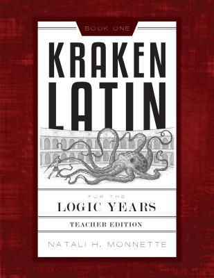 Kraken Latin 1: Teacher Edition Cover Image